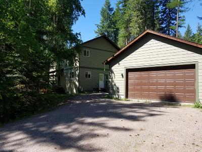 Bigfork Single Family Home For Sale: 635 Peaceful Drive