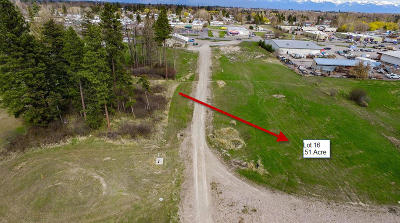 Kalispell Residential Lots & Land Under Contract Taking Back-Up : 46 Hidden Buck Trail