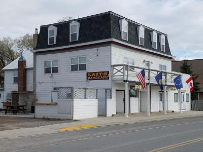 Augusta Commercial For Sale: 135 Main Street