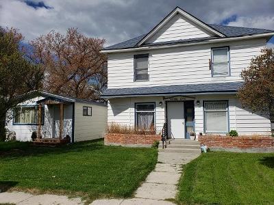 Stevensville Multi Family Home For Sale: 411 College Street