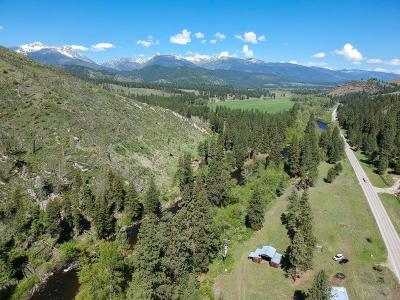 Ravalli County Residential Lots & Land For Sale: Nhn Us-93