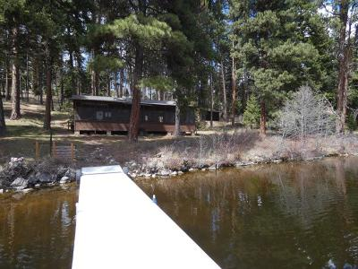 Seeley Lake Single Family Home Under Contract Taking Back-Up : 9145 North Placid Lake Road