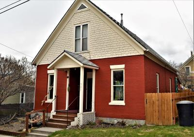Helena Single Family Home Under Contract Taking Back-Up : 921 10th Avenue