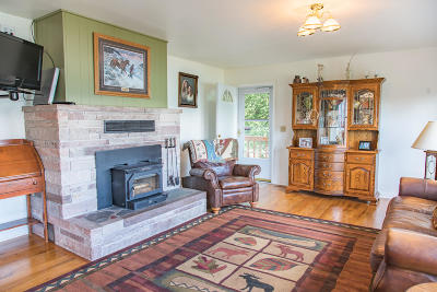 Lakeside, Somers Single Family Home For Sale: 130 Old Us Hwy 93