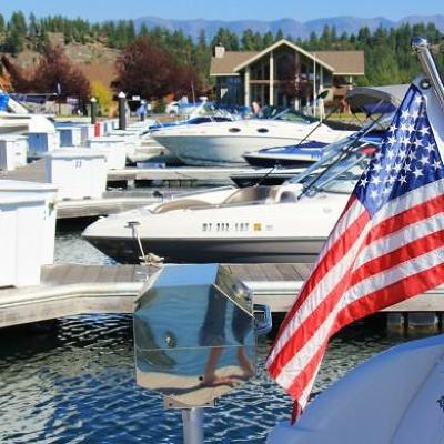 Bigfork Other For Sale: D-9 Eagle Bend Yacht Harbor