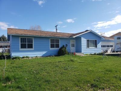 Stevensville Single Family Home For Sale: 308 East 7th Street