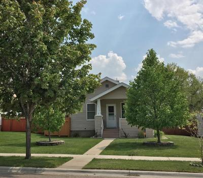 Great Falls Single Family Home For Sale: 1916 1st Avenue North