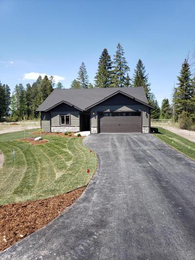 Kalispell Single Family Home Under Contract Taking Back-Up : 236 Forest Edge Trail