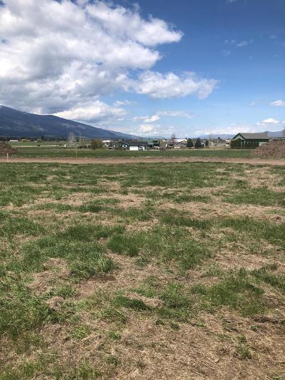 Stevensville Residential Lots & Land For Sale: Lot 21 Valhalla Ranch Estates