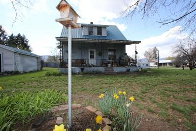 Sanders County Single Family Home Under Contract Taking Back-Up : 405 3rd Street
