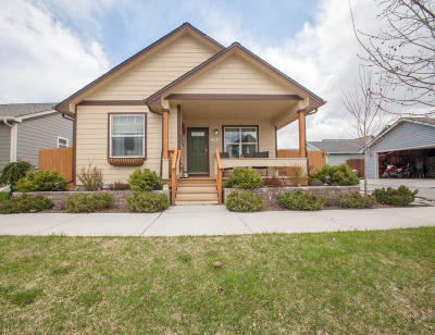 Missoula Single Family Home For Sale: 4243 Hermione Lane