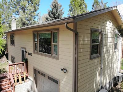 Missoula Single Family Home Under Contract Taking Back-Up : 2300 Quail Drive