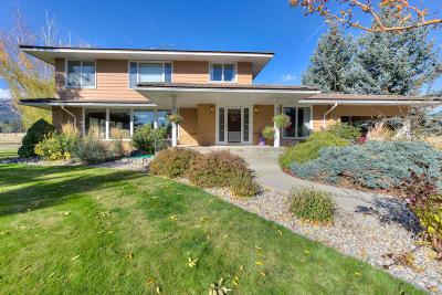 Hamilton Single Family Home For Sale: 977 Us-93