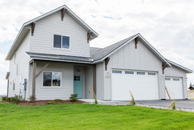 Helena Single Family Home For Sale: 5569 Fireweed Loop