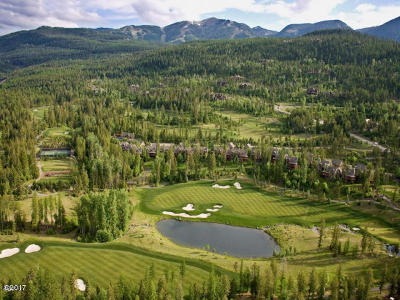 Whitefish Residential Lots & Land For Sale: 220 Woodlandstar Circle