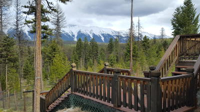 Seeley Lake Single Family Home For Sale: 1053 Old Barn Road