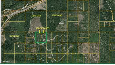 Lincoln County Residential Lots & Land For Sale: Butcher Creek Road