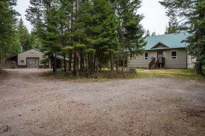 Kalispell Single Family Home For Sale: 161 Deerfoot Trail