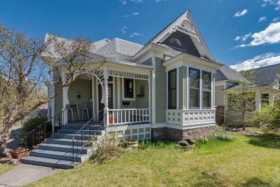 Missoula Single Family Home For Sale: 802 Gerald Avenue