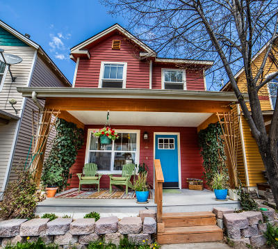Missoula Single Family Home Under Contract Taking Back-Up : 2128 West Kent Avenue