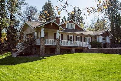 Missoula Single Family Home For Sale: 1240 West Greenough Drive