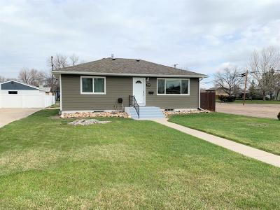 Great Falls Single Family Home Under Contract Taking Back-Up : 3721 5th Avenue North