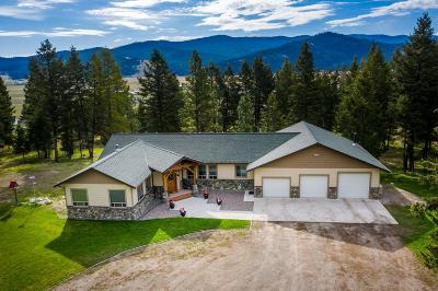 Kalispell Single Family Home For Sale: 30 Diamond T Lane