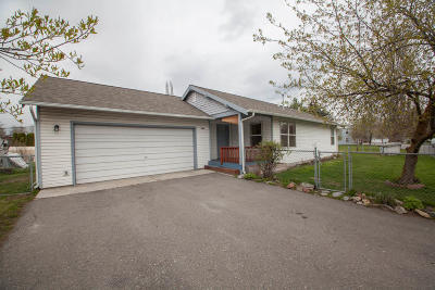 Missoula Single Family Home For Sale: 2396 Classic Court
