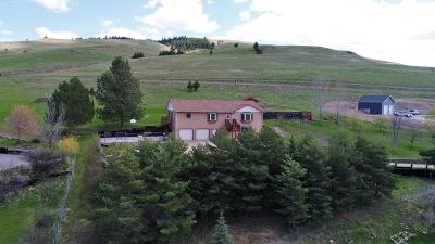 Missoula Single Family Home For Sale: 8200 Springtime Road