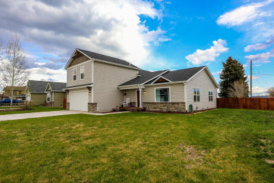 Flathead County Single Family Home For Sale: 1543 Mackinaw Loop