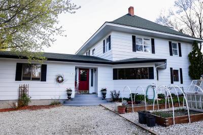 Stevensville Single Family Home For Sale: 374 Moiese Lane