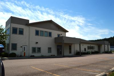 Flathead County Commercial For Sale: 220 South Complex Drive