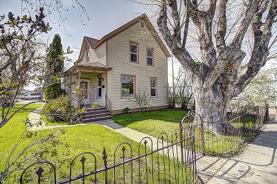 Kalispell Single Family Home For Sale: 46 2nd Avenue East