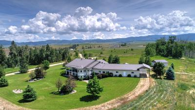 Ravalli County Single Family Home For Sale: 460 Windwalker Trail