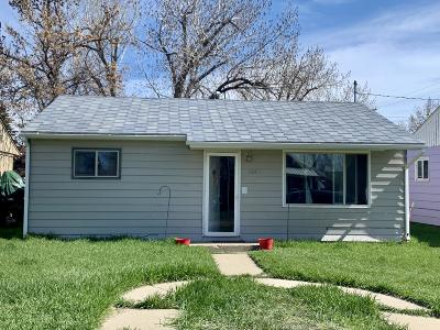 Fort Benton Single Family Home For Sale: 1213 12th Street