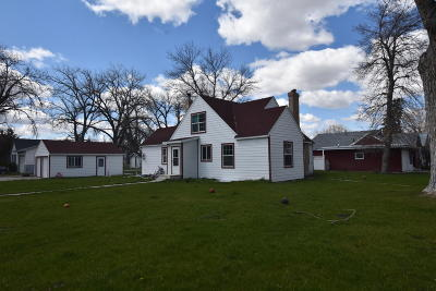 Choteau Single Family Home For Sale: 12 3rd Avenue North West