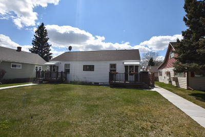 Choteau Multi Family Home For Sale: 22 2nd Avenue South West