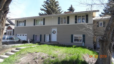 Kalispell Multi Family Home For Sale: 1603 8th Avenue East