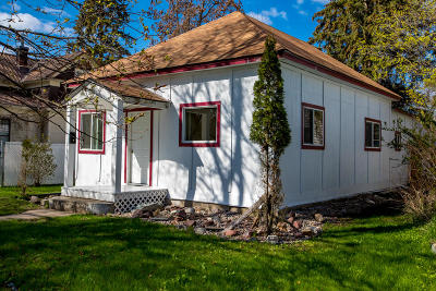 Kalispell Single Family Home For Sale: 720 3rd Avenue East