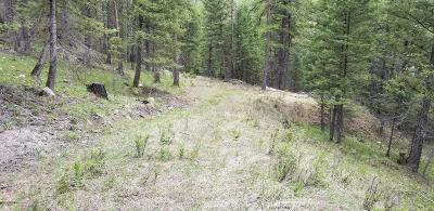 Flathead County Residential Lots & Land For Sale: Nhn Springhill Road