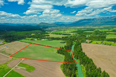 Whitefish Residential Lots & Land For Sale: Nhn Rocking Horse Road