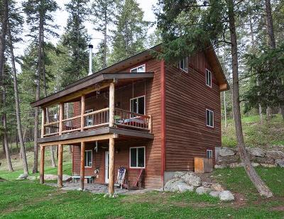 Flathead County Single Family Home For Sale: 260 Lone Fox Trail