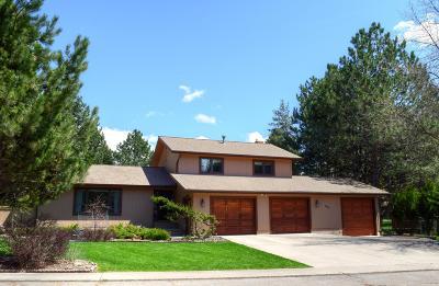Missoula Single Family Home For Sale: 3924 Timberlane