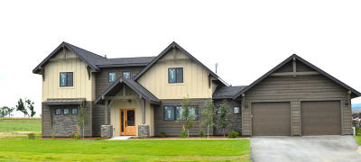 Helena Single Family Home For Sale: 5570 Fireweed Loop