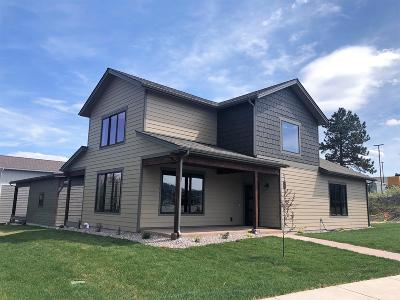 Kalispell Single Family Home Under Contract with Bump Claus: 621 Corporate Drive