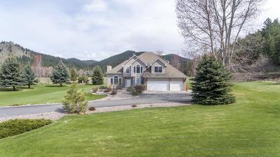 Missoula Single Family Home For Sale: 870 Mellot Lane