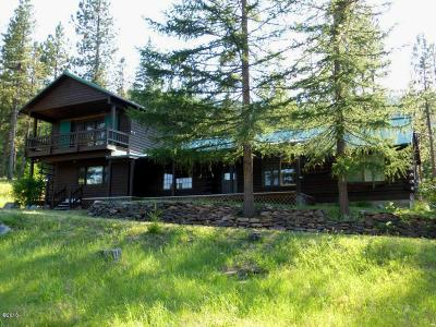 Lake County Single Family Home Under Contract Taking Back-Up : 73625 Arlee Pines Drive