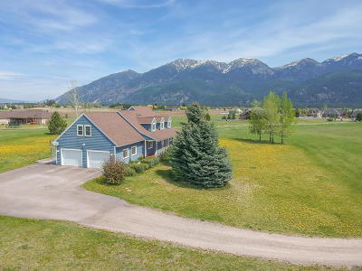 Kalispell Single Family Home For Sale: 129 Pheasant Dale Way