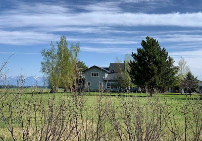 Kalispell Single Family Home For Sale: 1980 Pine Grove Lane