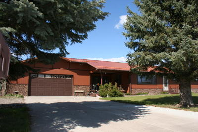 Great Falls, Black Eagle, Belt, Ulm Single Family Home For Sale: 1491 Country Home Lane